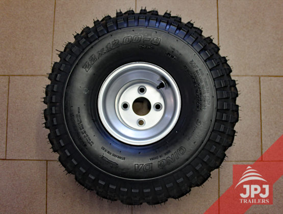 pneumatika s diskom 12