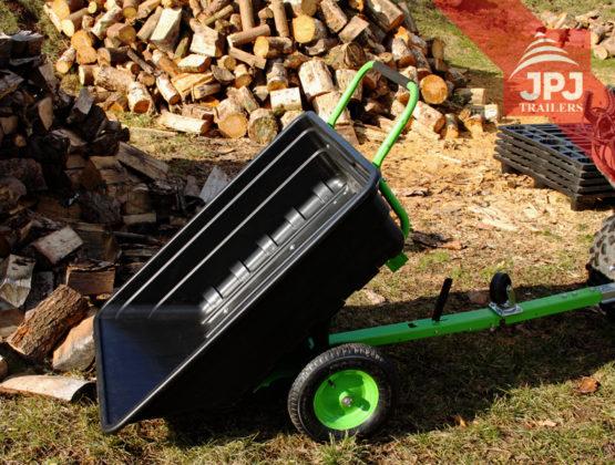 atv vozík záhradkár