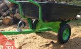 vozík za trakturek