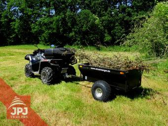 ATV vozík Farmár za pracovnú štvorkolkou