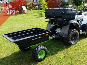 multifunkčný vozík pracant za štvorkolkou TGB