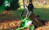 sklopný ATV vozík s plastovou korbou