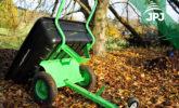sklopný vozík Záhradkár za štvorkolky a malotraktory