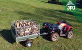 ATV príves za štvorkolky Zahradník