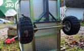 ATV vozík Zahradník - detail