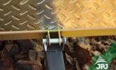 Sklopný vozík Zahradník - detail